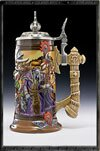 World Of Warcraft Epic Collection Steins Blood of the Horde (02006)