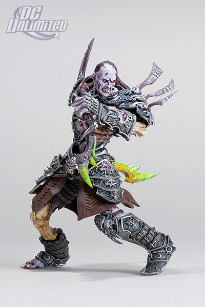 World Of Warcraft, Series 3: Undead Rogue: Skeeve Sorrowblade Action Figure