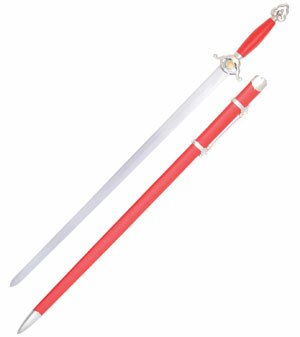 Wushu Flexible Tai Chi Sword