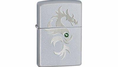 ZIPPO Lighter BL Dragon
