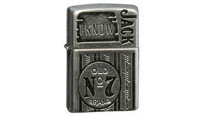 ZIPPO Lighter Jack Daniels - I Know Jack