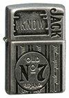 ZIPPO Lighter Jack Daniels - I Know Jack (24174)