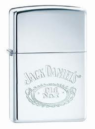 ZIPPO Lighter Jack Daniels