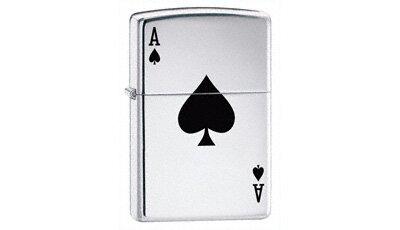 ZIPPO Lighter Lucky Ace