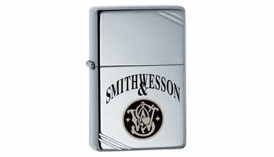 ZIPPO Lighter Smith & Wesson - Vintage