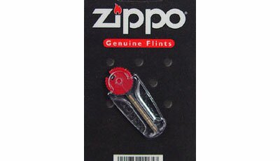 Zippo Flints Individually Carded