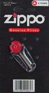 Zippo Flints Individually Carded (2406N)