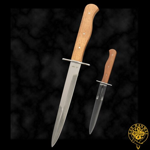 Trench Knife (Long Guard)